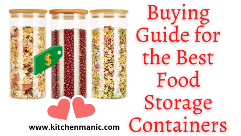 buying guide food storage containers