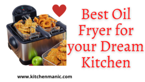 best oil fryer