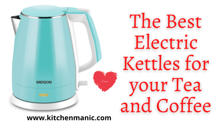 the best electric kettle